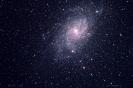 Galaxia v trojuholníku M33